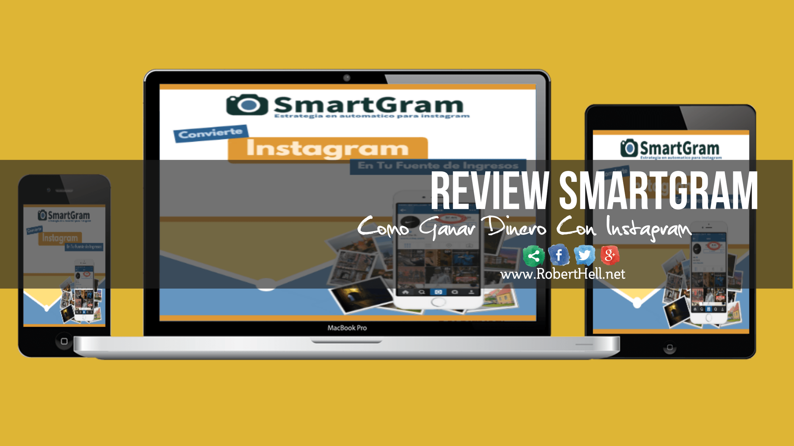 Review SmartGram + BONOS