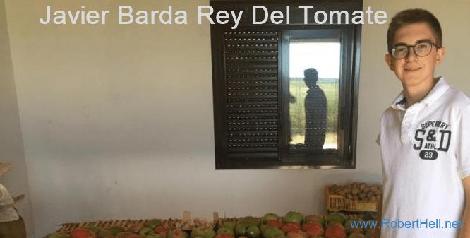 """El """"Rey Del Tomate"""" Tiene 15 Años Y Es De Barcelona"""